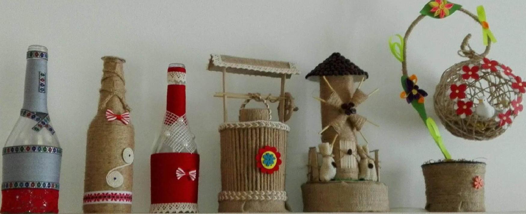 Decoratiuni artizanat