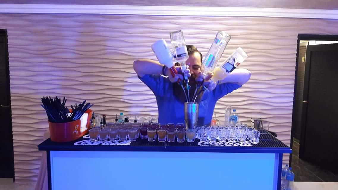 Imre Pal Event Bartender