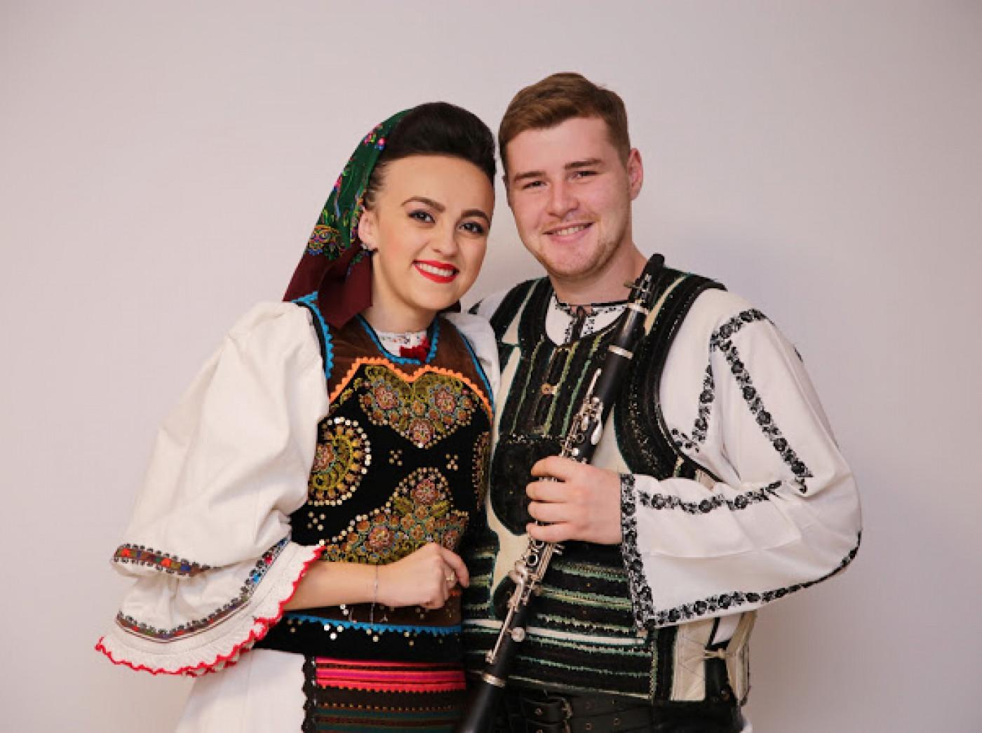 Diana Fechete și Ionuț Lupuț