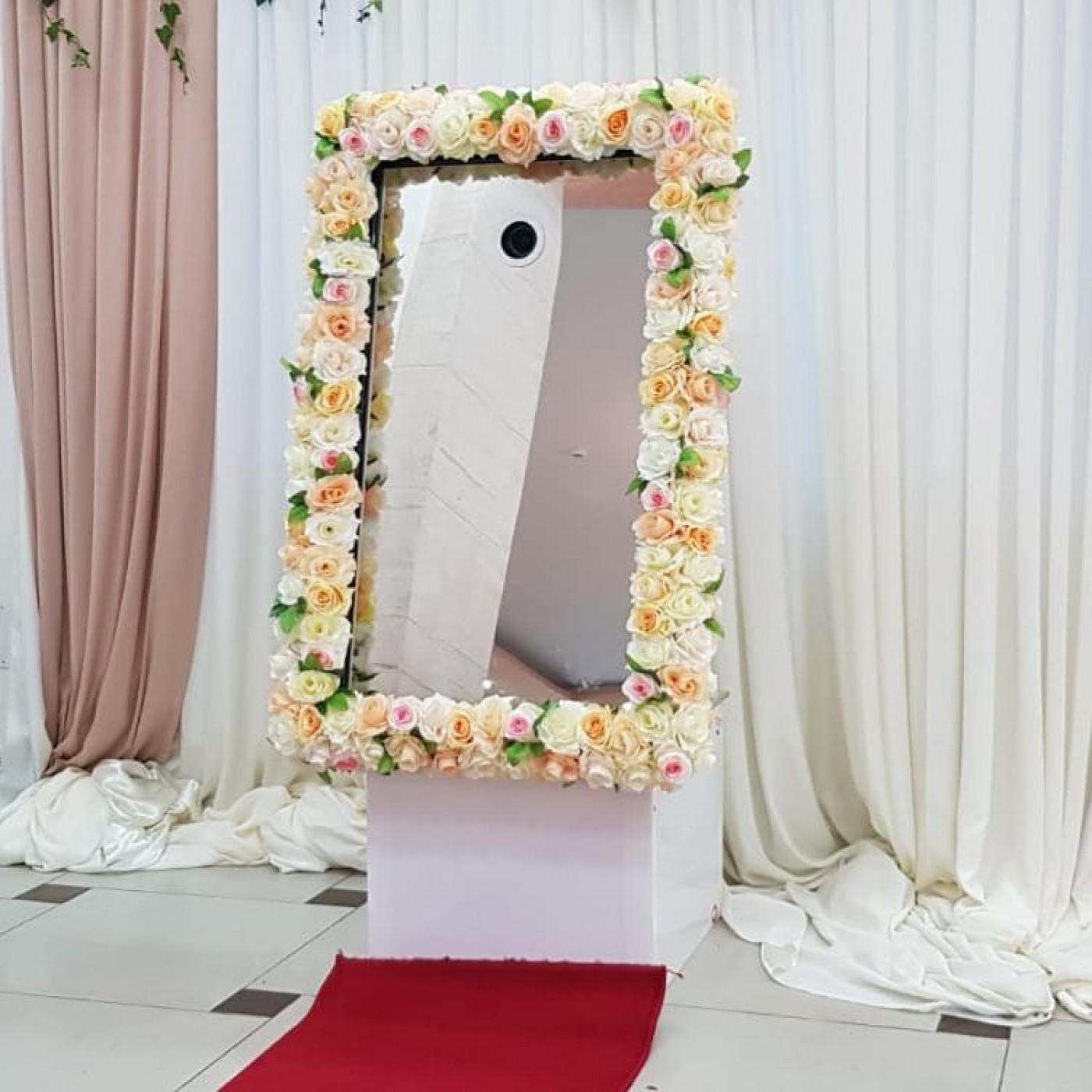 PhotoBox - Cabină/Oglindă foto