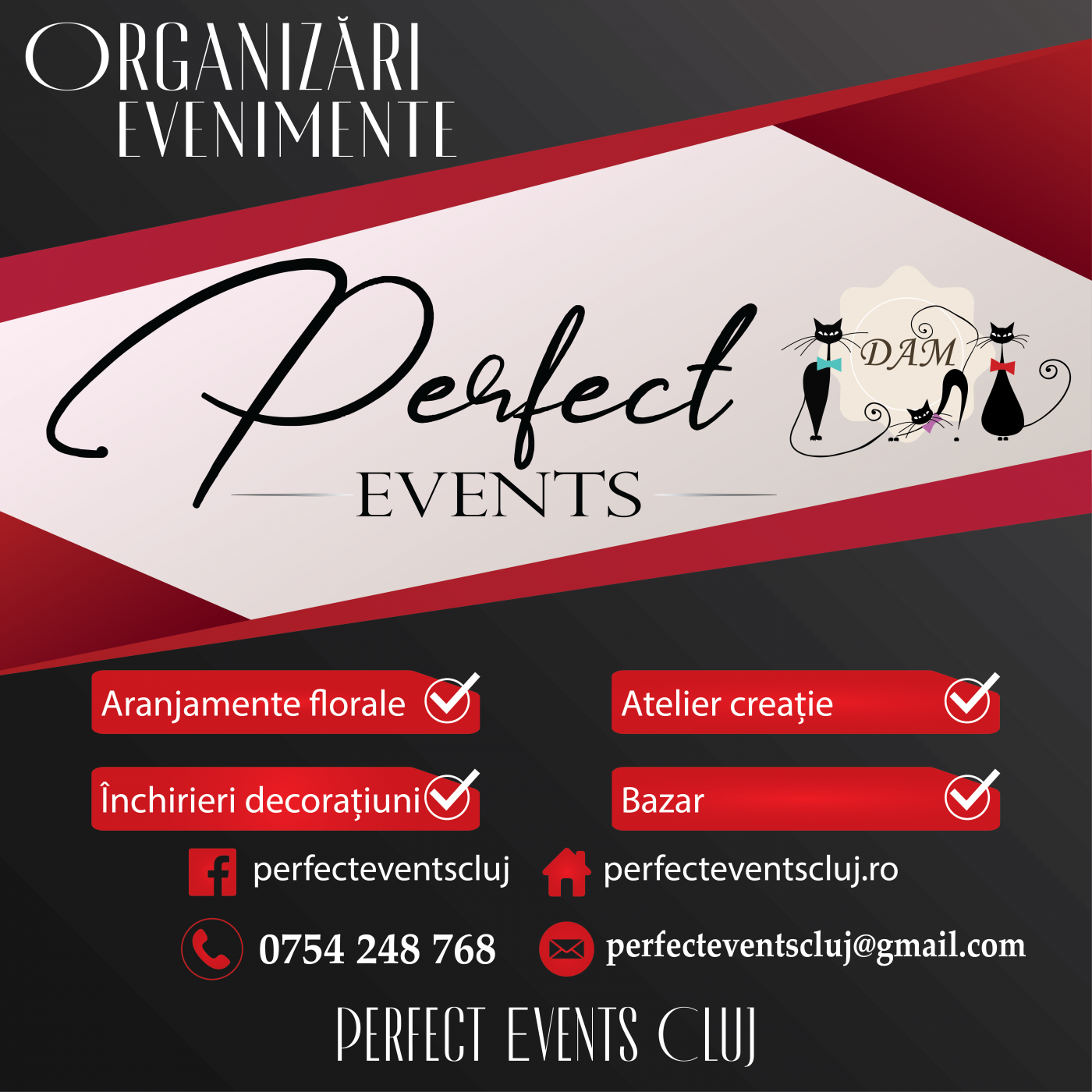 Perfect Events Cluj
