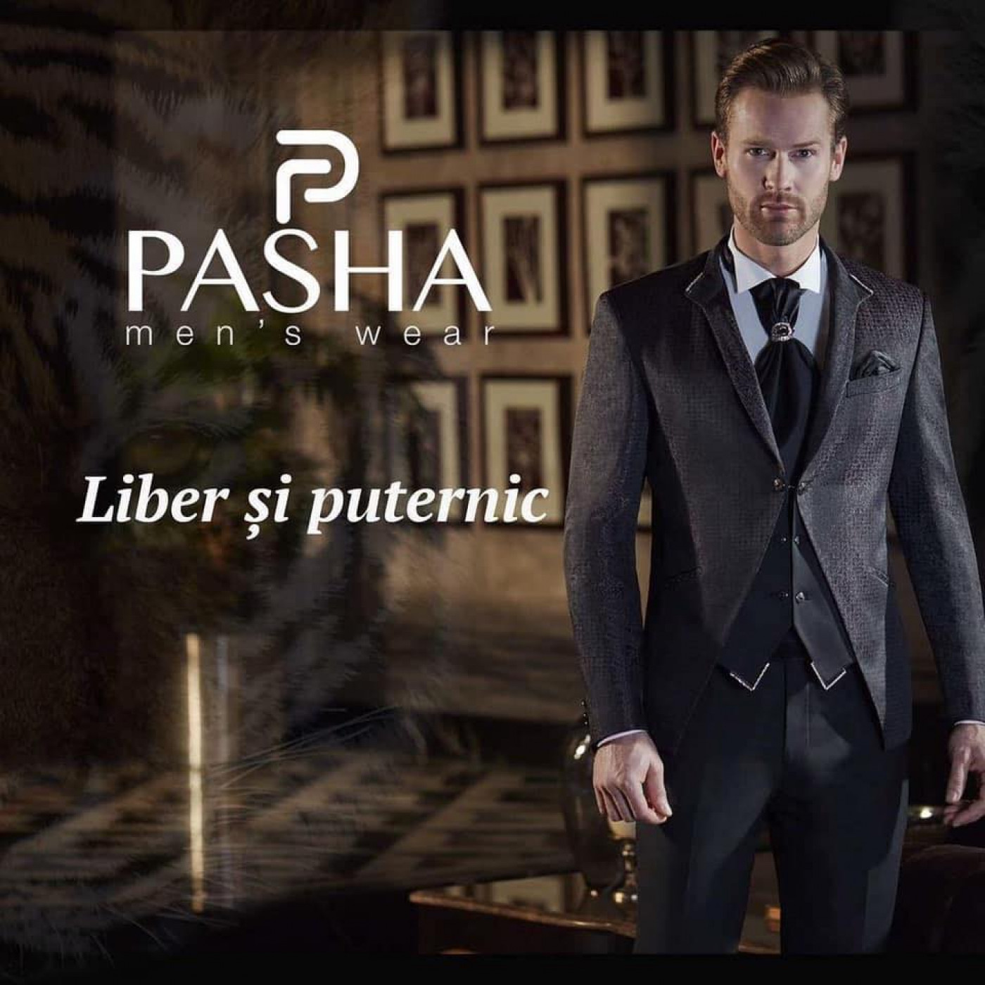PASHA MEN`S WEAR